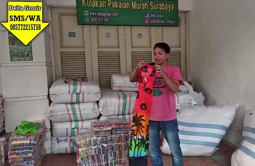 Grosir Baju Murah Surabaya,SMS/WA ORDER ke 0857-7221-5758 Obral Grosir Baju Murah Surabaya