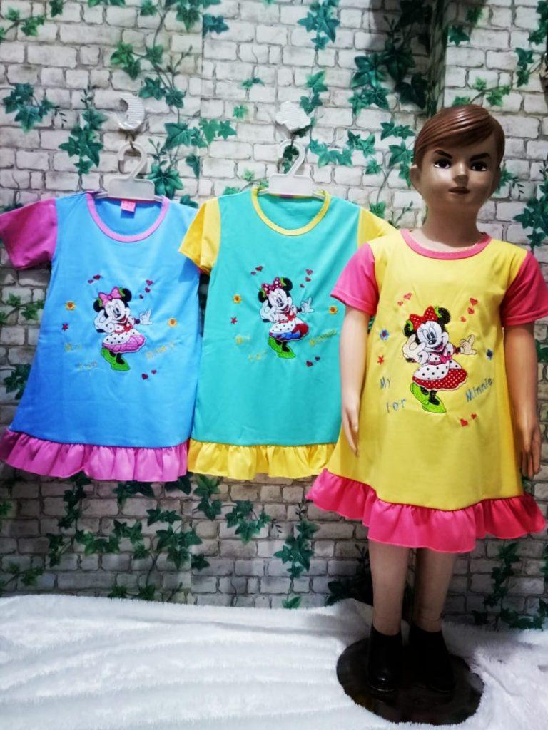 Grosir Baju Murah Surabaya,SMS/WA ORDER ke 0857-7221-5758 Distributor Dress AIRA Sidoarjo