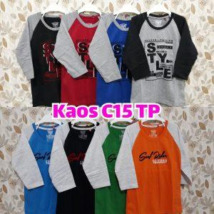 Grosir Baju Murah Surabaya,SMS/WA ORDER ke 0857-7221-5758 Distributor Kaos Lengan Panjang Anak Sidoarjo