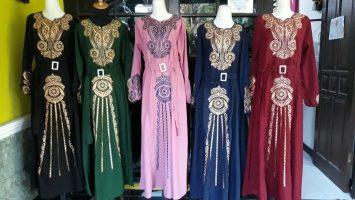 Grosir Baju Murah Surabaya,SMS/WA ORDER ke 0857-7221-5758 Kulakan Gamis Abaya Jawa Timur