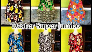 Grosir Baju Murah Surabaya,SMS/WA ORDER ke 0857-7221-5758 Pabrik Daster Super Jumbo Termurah Di Surabaya