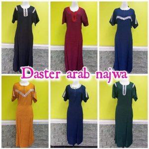 Grosir Baju Murah Surabaya,SMS/WA ORDER ke 0857-7221-5758 Daster arab Najwa