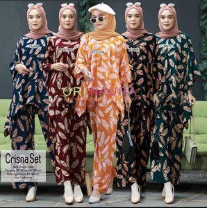 Grosir Baju Murah Surabaya,SMS/WA ORDER ke 0857-7221-5758 GROSIR SET WAKA DI SURABAYA